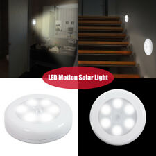 3 pack Motion Sensor Activated Light Battery Powered LED Cordless Night Light