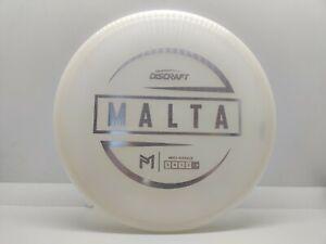 🔥 DISCRAFT WHITE MALTA 🔥 Paul McBeth Signature Disc | SWIRLY ESP | 170-172g