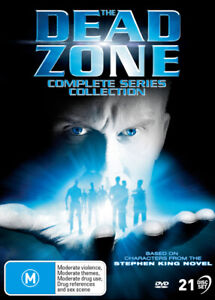 The Dead Zone: Complete Series Collection - DVD (NEW & SEALED)