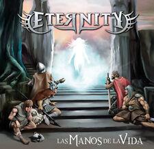 ETERNITY - Las Manos de la Vida / New CD 2016 / Spanish Power Metal / ALQUIMIA