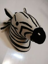 Pier 1 Imports Zebra Wall Hanging Head For Child's Room Baby's Room