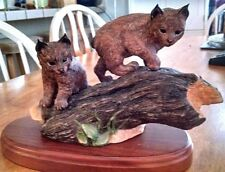 """""""Double Trouble"""" Porcelain Figurine by Charles Frace, Limited Edition. Goebel"""