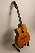 Guitar Django Jazz Guitar - Lefthand richwood RM-70L-NT Demonstration Instrument