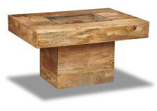 Living Room Furniture Dakota Light Mango Small Coffee Table (83l)