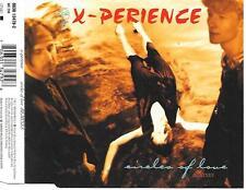 X-PERIENCE - Circles of love (REMIXES) CDM 4TR Euro House Synth-Pop 1995
