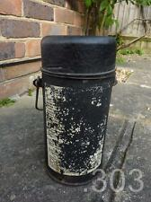 1945 Late WWII British Military Thermos Food Flask