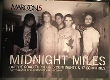 Maroon 5 Minutes To Midnight: Scrapbook (2006) Rare Adam Levine