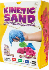 Kinetic Sand™ - 2.5KG Colour Kinetic Sand™ with 3 Colours - Red, Green and Blue