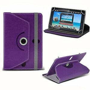 lot 5 UNIVERSAL 7 inch Leather Protective Stand Case Cover for all Tablet ipad