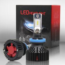 DT H11 H8 H9 LED HEADLIGHT CONVERSION KIT 6500K 60W 10000 LUMEN WHITE BRIGHT