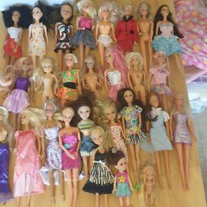 27 Vintage And Modern Clone Dolls Sparkle Girlz Simba