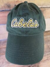CABELA'S World'S Foremost Outfitter Adjustable Adult Hat Cap