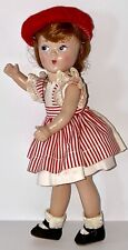 Vintage Madame Alexander 9'' Wendy Ann Composition Little Betty Doll