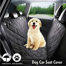 Dog Car Seat Cover Waterproof Rear Back Pet Car Seat Protector Hammock Cushion