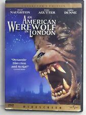 An American Werewolf in London (2001, Dvd)