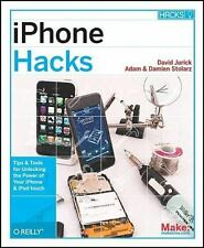 Hacks: IPhone Hacks : Pushing the IPhone and IPod Touch Beyond Their Limits by W