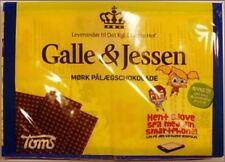 GALLE & JESSEN MORK PALAEGSCHOKOLADE DUNKLE SCHOKOLADE SCHNITTEN FÜRS BROT 216g
