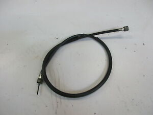 1. Yamaha Sr 500 2J4 Speedo Cable Speedometer Shaft Wave