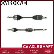 Cardone CV Axle Shaft Front Left+Right X2 Fits 2008-2009 TOYOTA CAMRY UU26