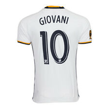 db7dffb37 adidas LA Galaxy MLS Giovani  10 Men s Home Supporter Jersey 2017 18  Climacool