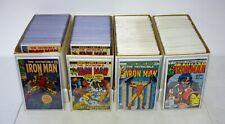 INVINCIBLE IRON MAN #1-332 Volume 1 Full Run Avg NM COMPLETE SET 1968-1996