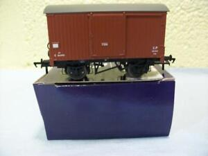 10t Fish Van E184090 BR Brown Bachmann No 38-576 '00' Gauge Boxed, Lightly Used