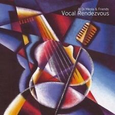 Vocal Rendezvous - Al & Frends Di Meola (2008, CD NIEUW)