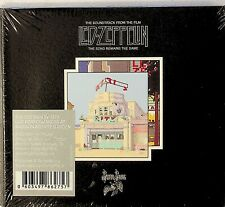 Led Zeppelin -The Song Remains the Same-2018 Remaster 2-CD NEW (Mini-LP) Live