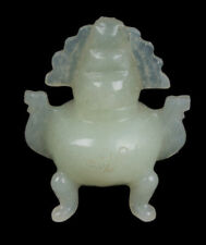 China 20. Jh. Censer - A Chinese Miniature Jade Incense Burner - Cinese Chinois