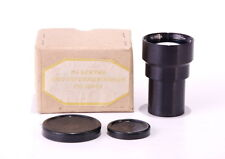 16 KP 1.2 50 (PO 109 1A) USSR 16mm Movie Lens NEW IN BOX