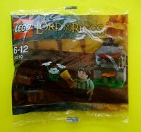 Lego 30210 Frodo mit Kochecke Herr der Ringe Hobbit Polybag Neu Ovp
