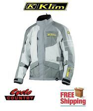 KLIM LATITUDE MISANO GORE-TEX ENDURO ADVENTURE MOTORCYCLE JACKET D3O GRAY 2XL
