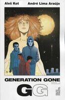 Generation Gone TPB #1-1ST  Trade Paperback 2018 NM