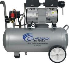 California Air Tools 5510A Ultra Quiet & Oil-Free 1.0 Hp, 5.5 Gal. Aluminum Tank