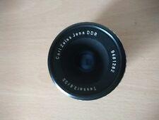 Carl Zeiss Jena DDR Tessar 2,8/50 Lens