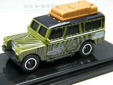 Matchbox 2019 Leipzig Convention 1965 Land Rover Gen II green (B 1of125)