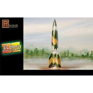 PEGASUS HOBBIES  V-2 Rocket 1:48 PLASTIC MODEL KIT
