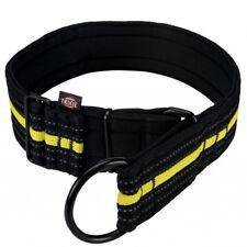 TRIXIE Fusion Sporting Zug-Stopp-Halsband extra breit Hundehalsband Halsband