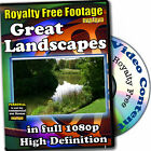 Great Landscapes HD RoyaltyFree Stock Footage, Personal