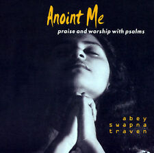 Abey & Swapna: Anoint Me - Praise & Worship with psalms  Audio CD