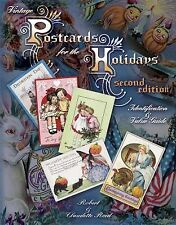 Vintage Postcards for the Holidays Guide 2nd Edition