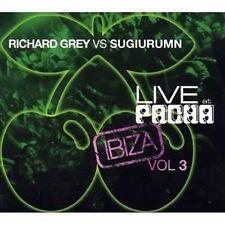 Live at Pacha Vol. 3 ( Trance (2 CDs)) u.a DJ Antoine, Santos, Sugiurumn, Black