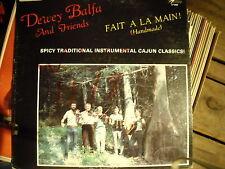 Dewey Balfa Fait a la Main Cajun Classics lp