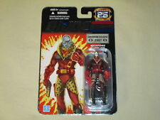 2007 GI JOE CONVENTION EXCLUSIVE DESTRO PIMP DADDY SILVER HEAD MIP