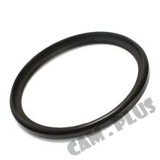82-72mm Step-Down Metal Lens Adapter Filter Ring / 82mm Lens to 72mm Accessory