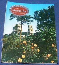 NORFOLK FAIR MAGAZINE JULY 1976 - HARRIET MARTINEAU/SHOP AROUND IN CROMER
