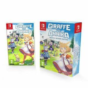 Giraffe and Annika Musical Mayhem Edition (Switch) DAMAGED BOX, PLEASE SEE PICS