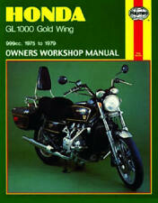 1975-1979 Honda Goldwing Gold Wing GL1000 GL 1000 HAYNES REPAIR MANUAL