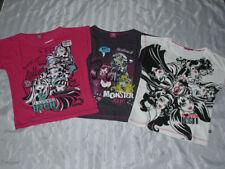 T-shirts et débardeurs à manches courtes pour fille de 2 à 16 ans en 100% coton Taille 8 - 9 ans