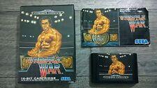 Wrestle war (gioco per SEGA MEGA DRIVE)